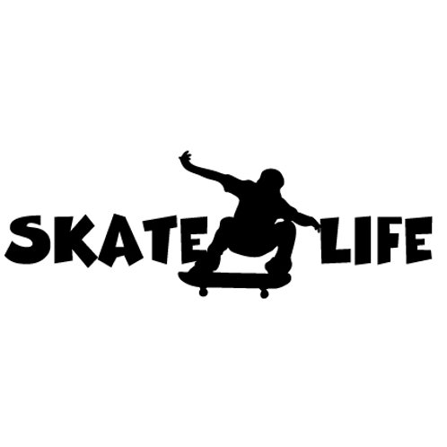 Skate Life -  Board  | Decal