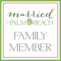 Married-in-Palm-Beach-Family-Member-Badg