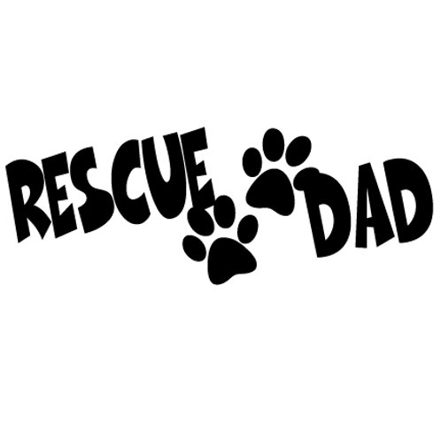 Rescue Dad | Decal
