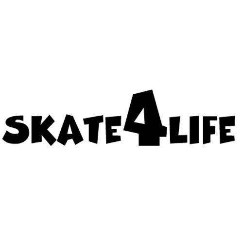 Skate 4 Life | Decal