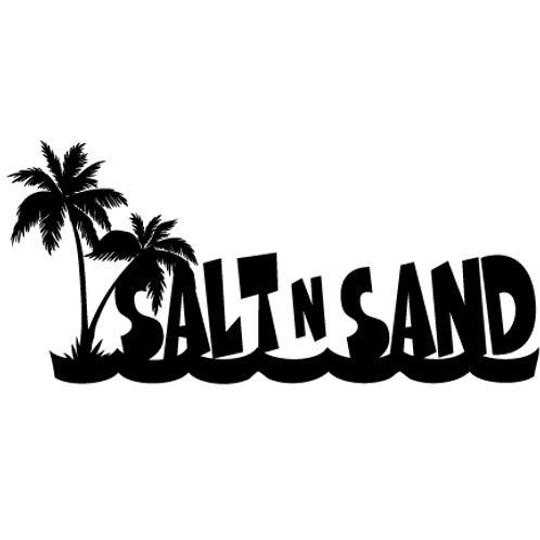 Salt n Sand - Palm | Decal
