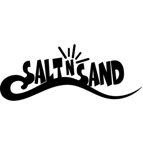 Salt n Sand - Sun | Decal