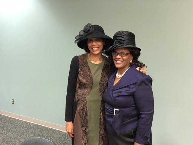 The hat ladies