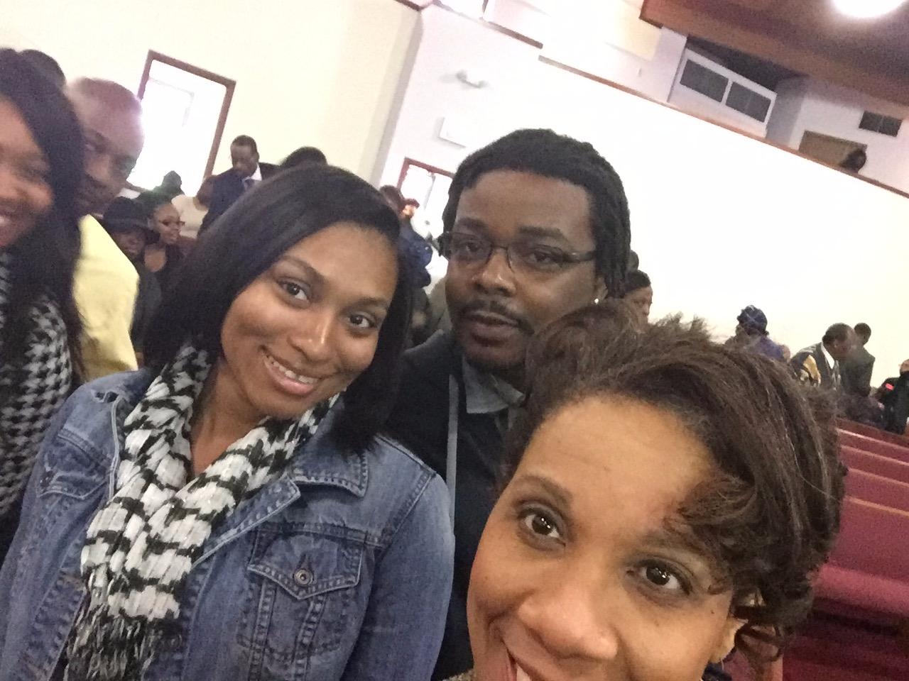 More church folks