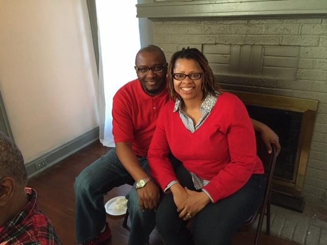 Elder Marquis McCoy and Cherie