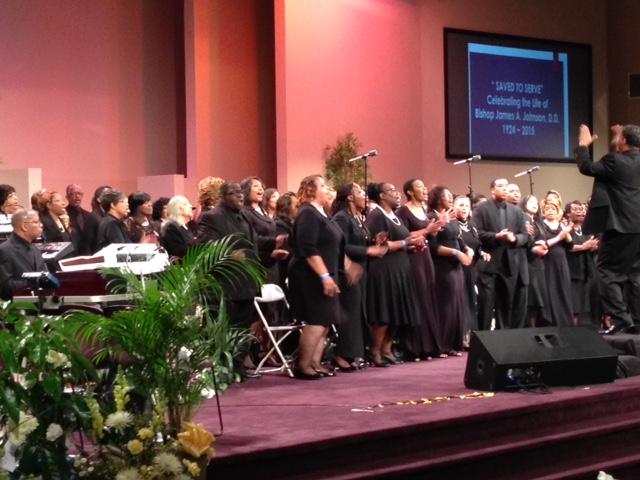 The Bethesda Temple Heritage Choir