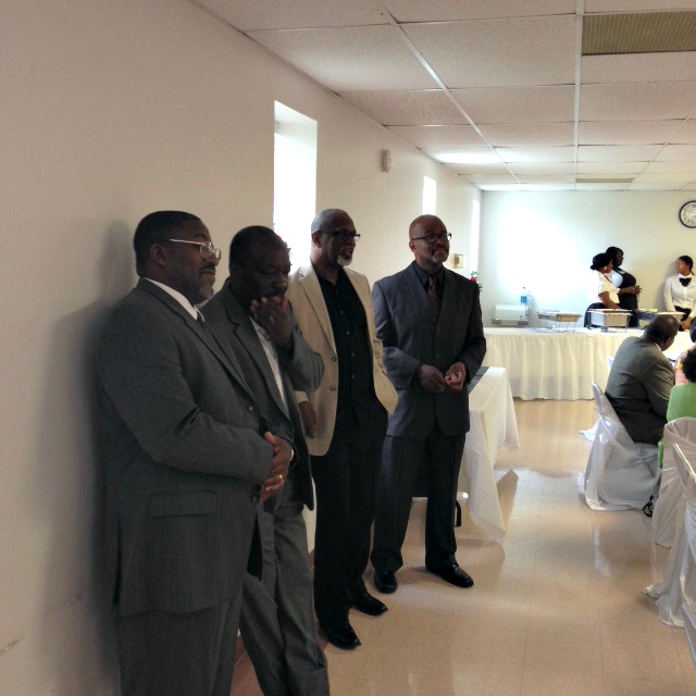 Some of Bethesda Temple's Deacons