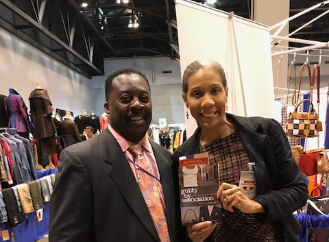 Book support at COGIC