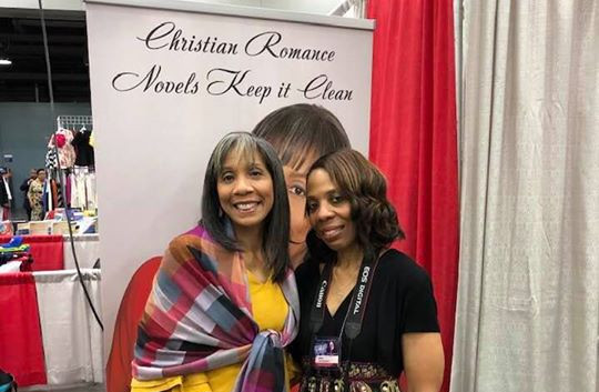 My twin sister in Christ at the PAW conv