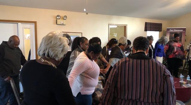 Fun games and prayer