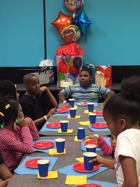 Xavier's 9th Birthday Party