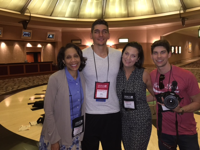 ABC Nightline News team