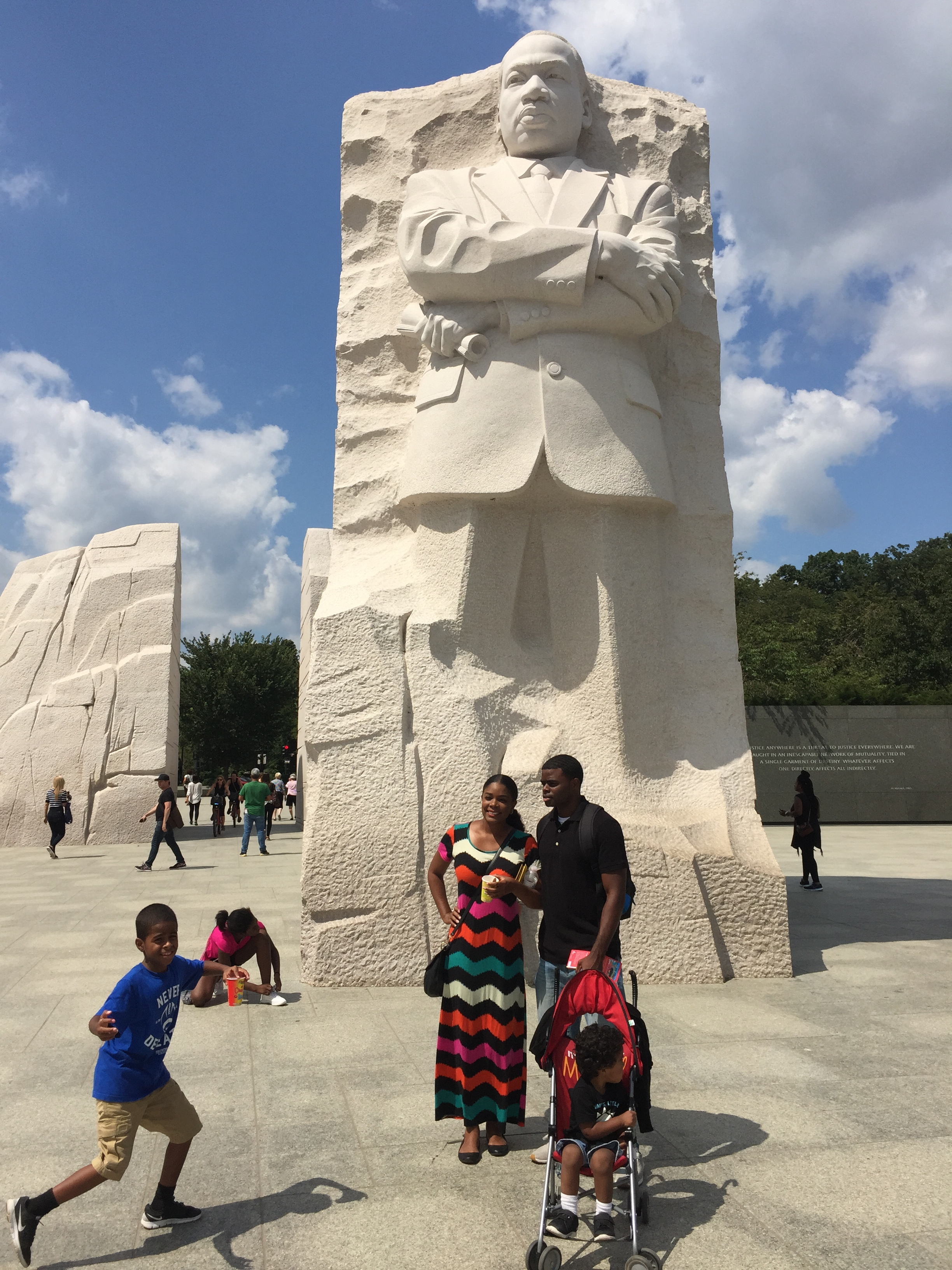The Gilberts in D.C.