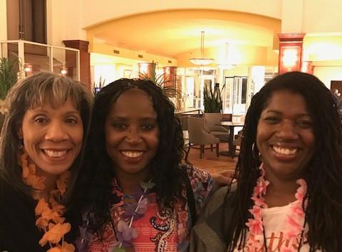 Authors Wanda Campbell & LaCricia A'gnelle