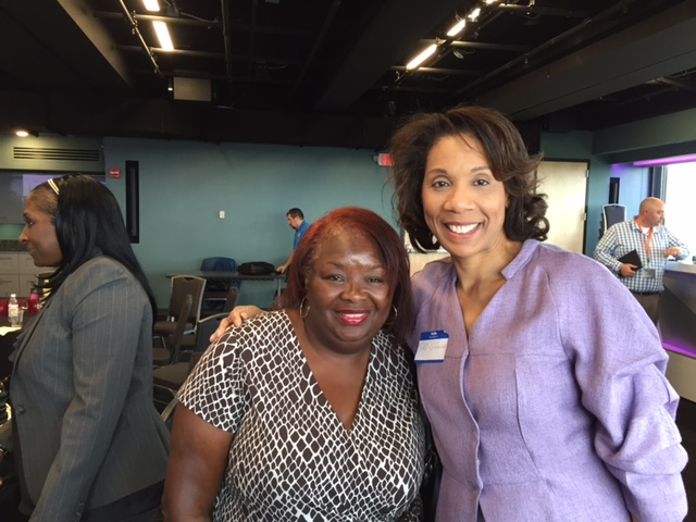 Me and legendary KMOV assignment editor Ann Holmes.JPG