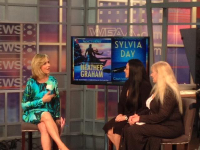WFAA TV interviews