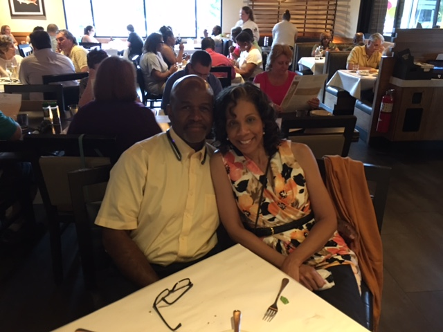Our Anniversary dinner