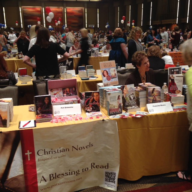 My signing table