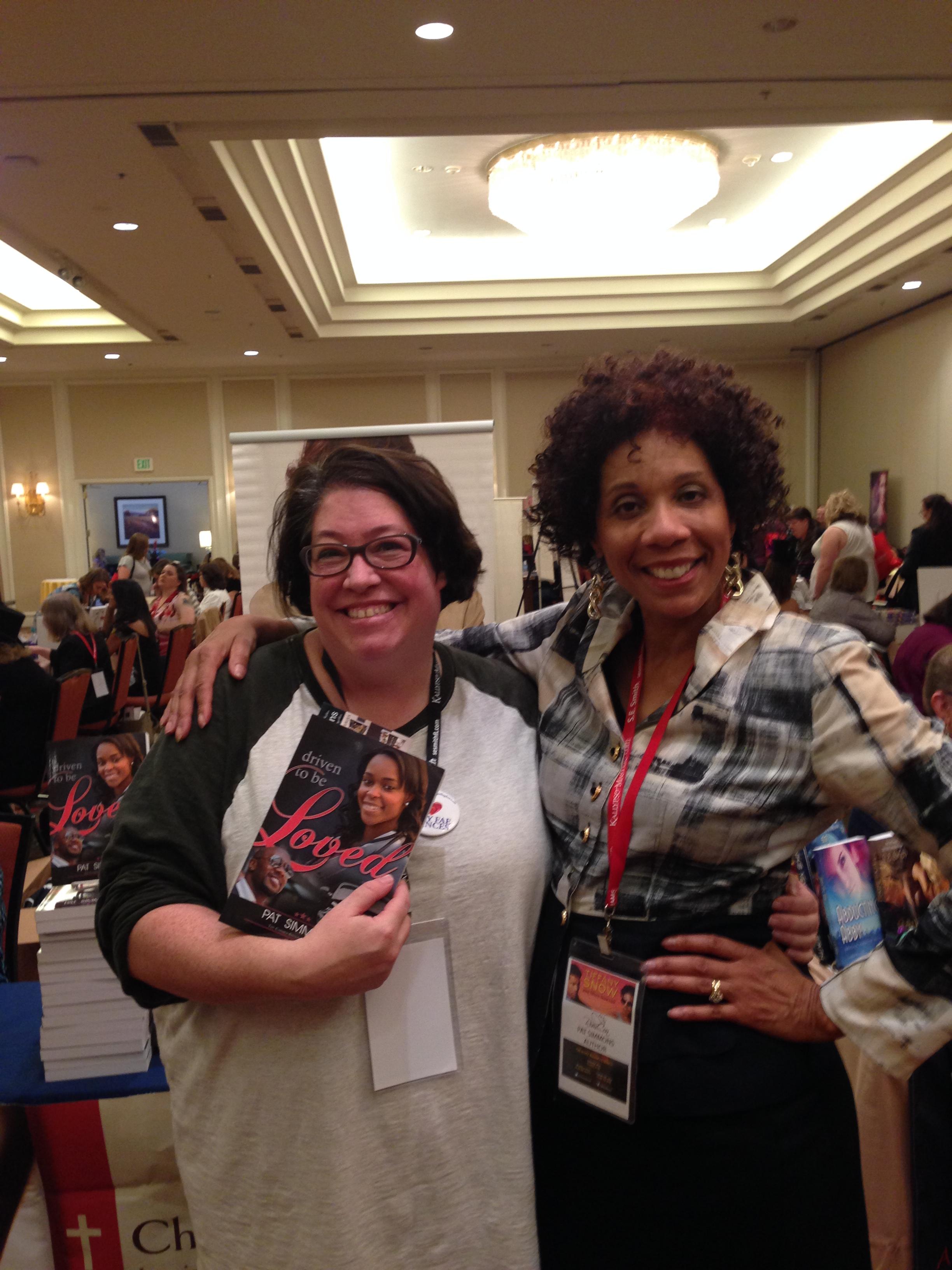 Reader and fan Shannon Bostwick