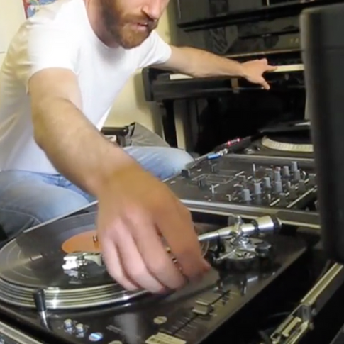 2012 Video diary Masters Degree on Turntablism