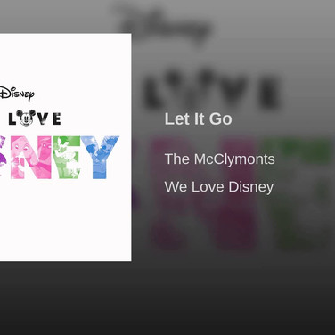 2014 music production of The McClymonts 'Let it Go' from Frozen, with Green Beads Production