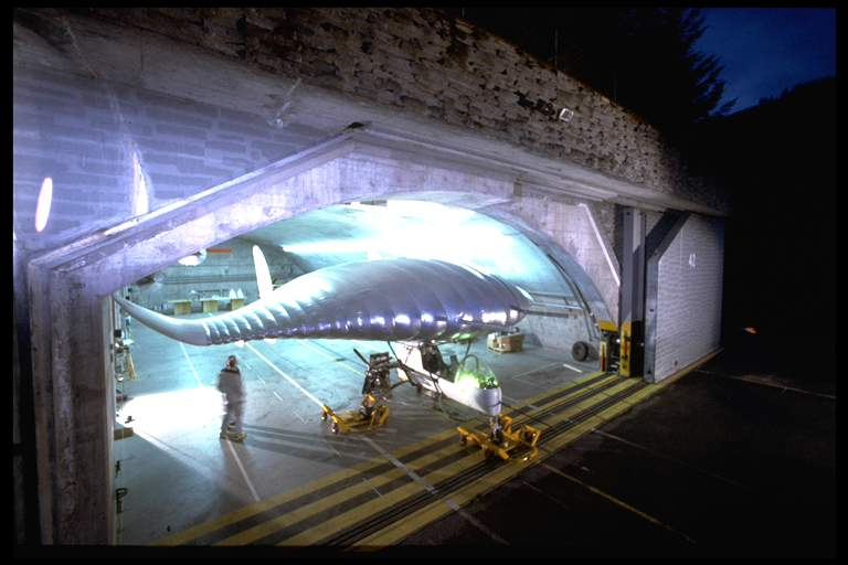 Le Stingray 1 / Prospective Concept
