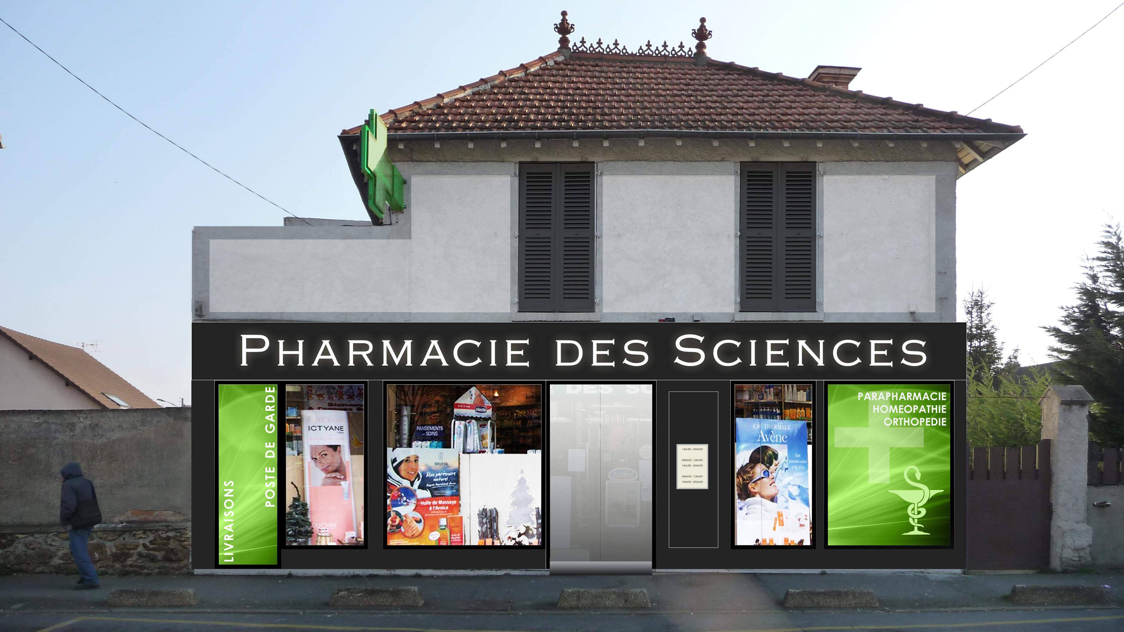 Pharmacie  Champigny-sur-Marne
