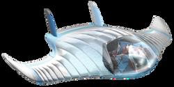 Modélisation du Stingray 2