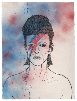 Bowie on Paper