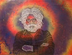 Lee Jerry Garcia 36x48