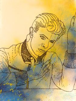 Lee Bowie 3 22x30