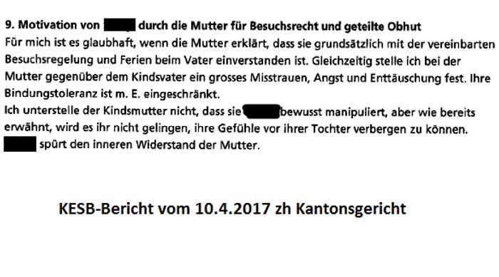 Bindungstoleranz_KESB Bericht 10.4.2017.