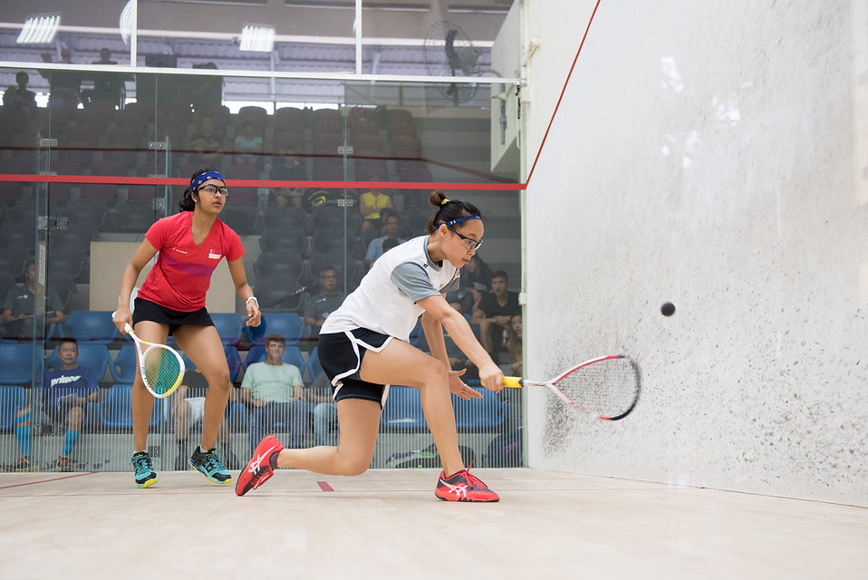 d53490 60bcedbb1fce4998a085265ea5e25988~mv2 d 5280 3525 s 4 2 - Sneha and Samuel  win fourth leg of SGSquash Senior Circuit