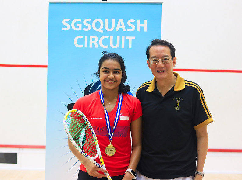 d53490 abf17d0d793449a3bf4e09499d4e7409~mv2 d 5012 3735 s 4 2 - Sneha and Samuel  win fourth leg of SGSquash Senior Circuit