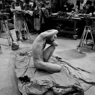 'Sculptural Solace' | Henry Moore Sculpture Studio, Morley College, 2019.