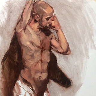 Simon, London Atelier of Representational Art