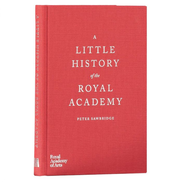 A Little History of the Royal Academy, 2018.  I appear within the book, which celebrates some of the people and art who make the RA so special.