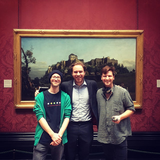 BBC Radio 4 Interview at The National Gallery, September 2019