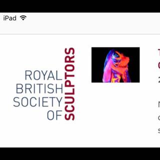 Royal British Society of Sculptors 'The Big Draw:  Neon Naked Life Drawing', October 2017.