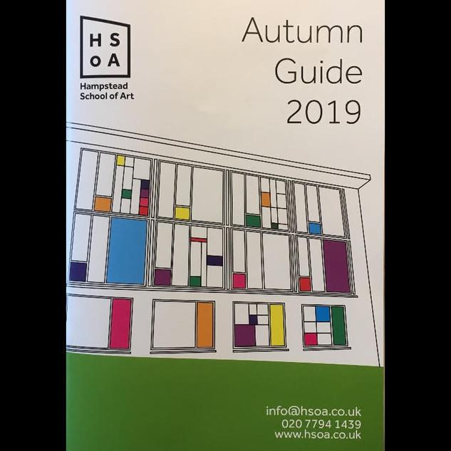 HSoA Autumn Guide 2019