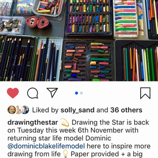 Drawing the Star, 2018