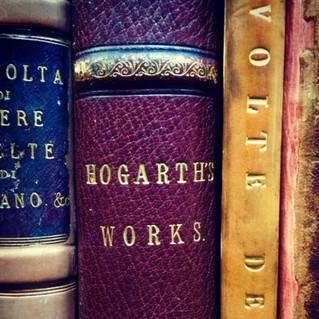 'Hogarths Works' | RA Library, 2018