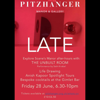 Pitzhanger Manor   28.06.19   I feel honoured to have been asked by Pitzhanger Manor to work as their first ever Life Model within their first ever Friday Late.  I will be collaborating with Art Historian Karly Allen to recreate poses within Pitzhanger, and the Soane Museum's collections.