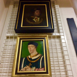 Tudor paintings, Government Art Collection, 2018