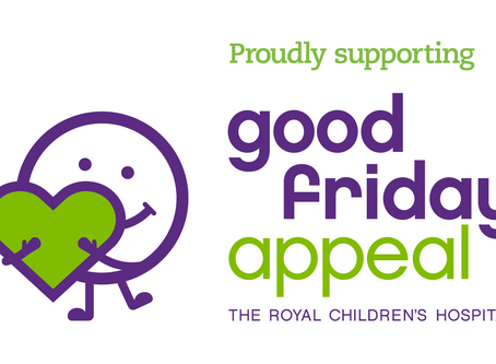 Royal Children's Hospital Good Friday Appeal Raffle 2019