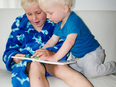 Families That Read Together….