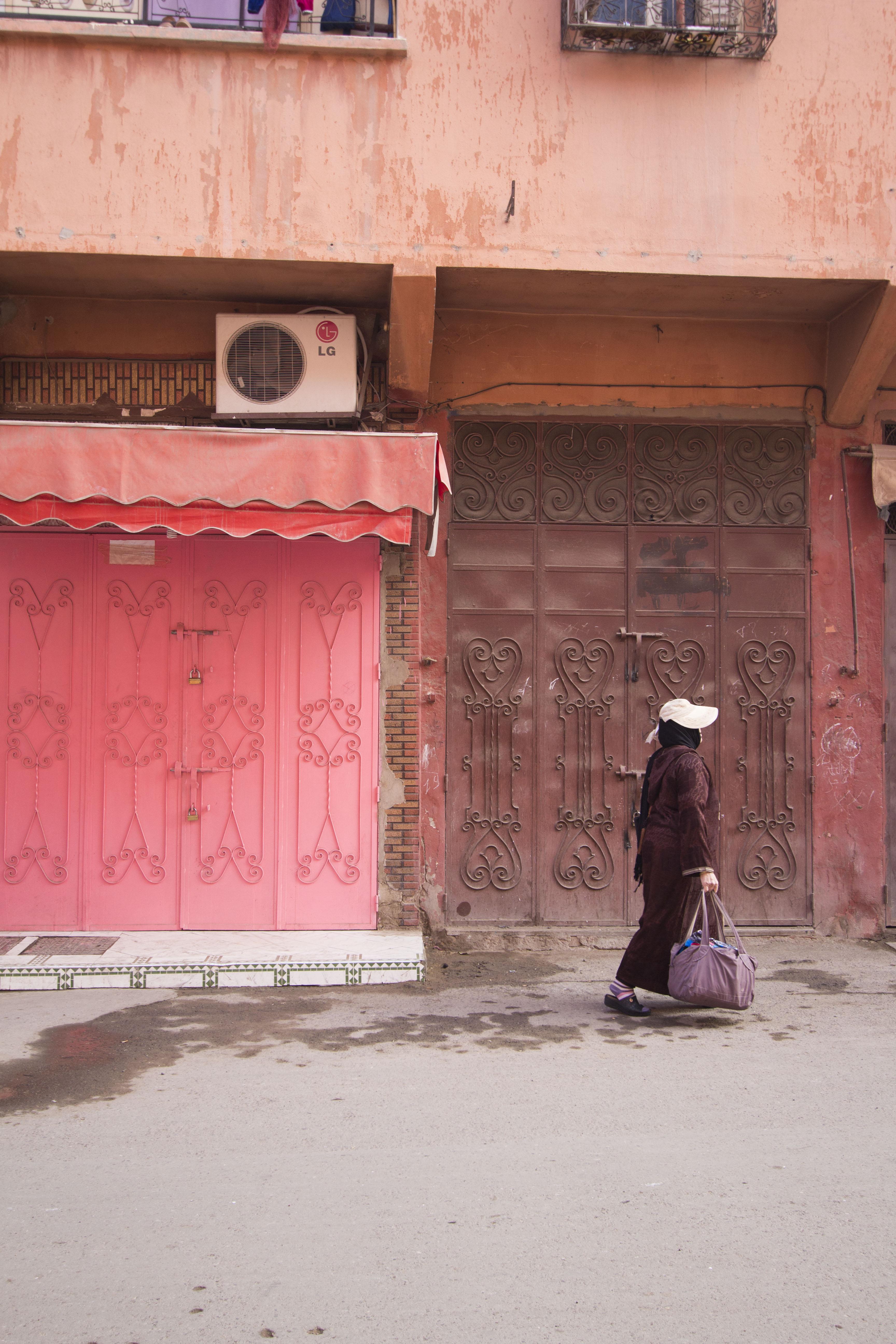 MARRAKECH DOORS