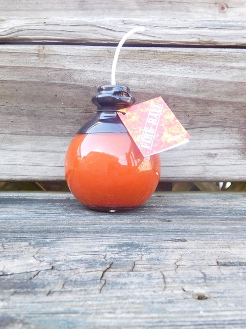 Heavenly Heat Fire Ball Hot Sauce