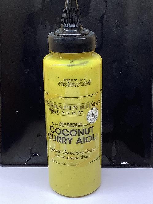 Coconut Curry Aioli