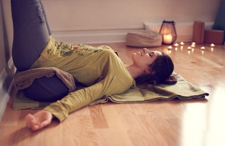 Cours de Yoga Doux et Restauratif